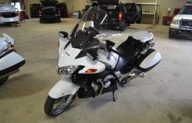 Travis County, TX Police Department - Honda Defender ST1300