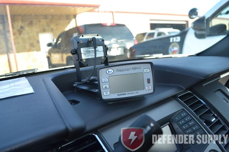 Motorola XPR-4550 Radio in Console