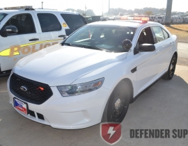 Baylor University, TX Police Department