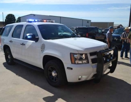 Beverly Hills, TX Police Department