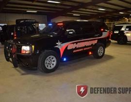 Borden County Sheriff Department
