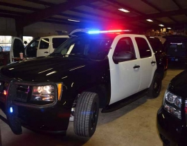 Bosque, TX Police Department