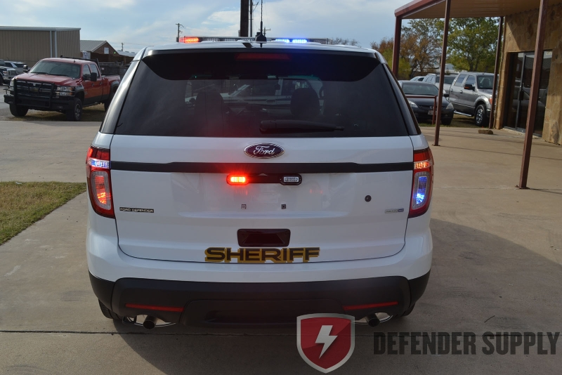 ford defender interceptor utility police vehicle defender supply