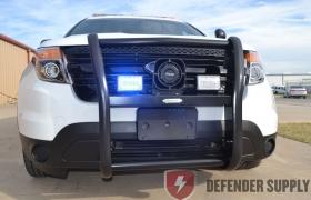 Whelen 100 Watt Speaker - Front Bumper Mount
