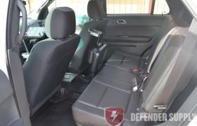 Setina Free-Standing Single Weapon Lock - Truck/SUV