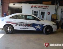 Cactus Texas Police Department