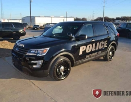 Castleberry, TX ISD Police