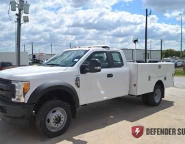 Cedar Park Utility Vehicle