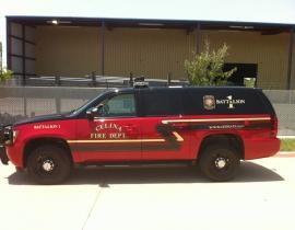 Celina, TX  Fire Department
