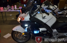 Whelen Dominator 4 PLUS Red Blue - 6 LED\'s /Module
