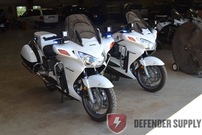 Honda Make A Payment >> Honda ST1300 Defender Police Motorcycles | Defender Supply