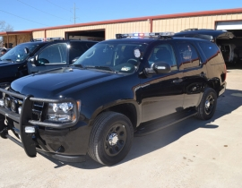 Corinth, TX Police Department