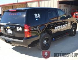 Defender Supply Demo K9 Unit