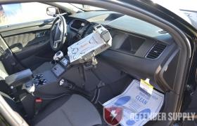Console for a Ford Interceptor sedan - 18