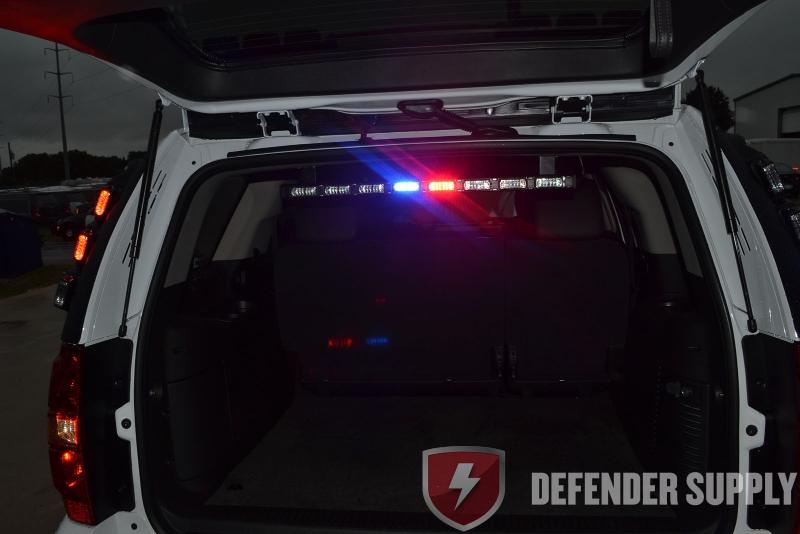 Whelen Dual Avenger LED Red/Blue
