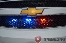 Whelen LINZ6 LED Light - Red