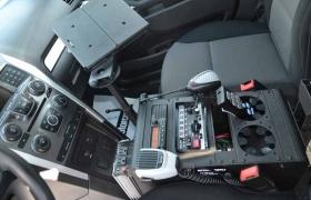 Whelen Lightbar Control Console