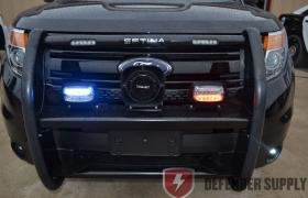 Whelen M4 LED Light - Blue