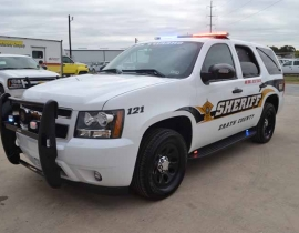 Erath County, Tx Sheriff Department