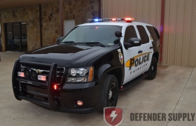 Fairview, TX Police Department - Chevy Defender Tahoe