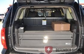 D&R Tahoe Storage Cabinet - 1 Drawer - Cargo Box
