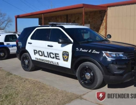 Farmersville Police Department