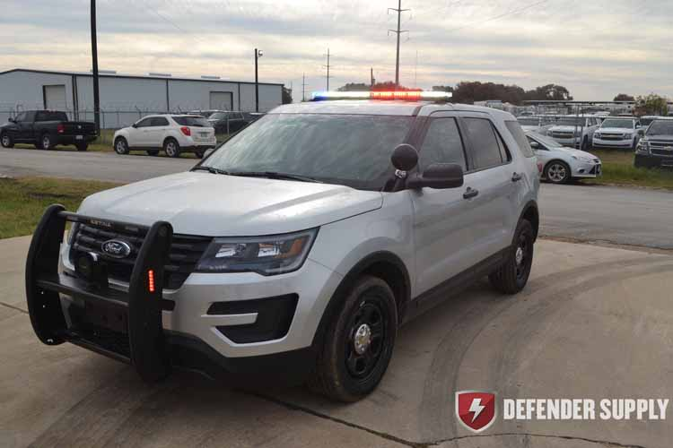 Ford Defender Interceptor Utility Police Vehicle