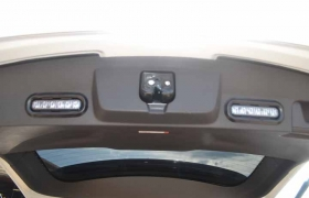 Rear door lights