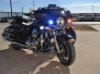 Harley Davidson Police Motorcycle
