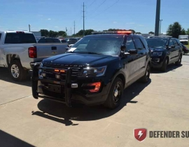 Hickory Creek police Department