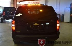 Eight Lamp TIR3™ Super-LED® Traffic Advisor™