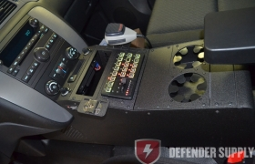 Troy console for a Chevy Tahoe