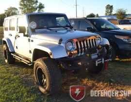 Wrangler Unlimited Jeep - Defender Outdoors, TX