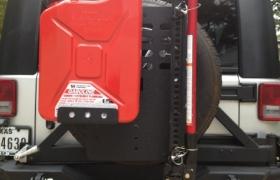 S/B2740 I-Rack Jack/ Gas Can Mount