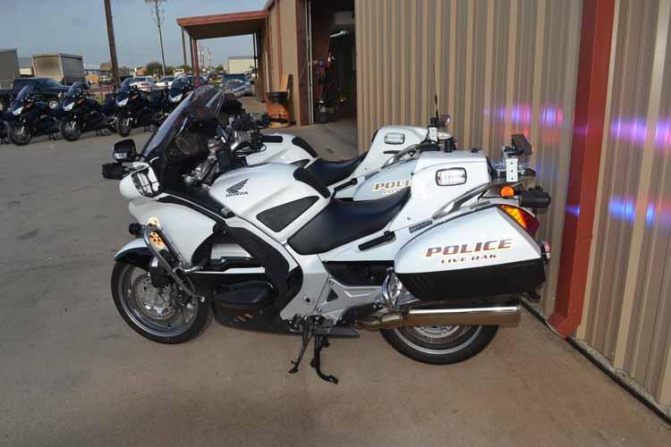Honda St1300 Defender Police Motorcycles Defender Supply