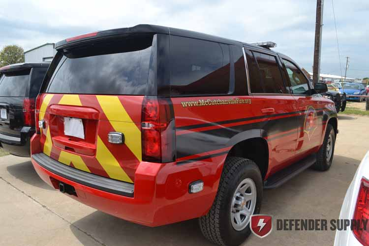 Chevy Defender Tahoe PPV and SSV gallery | Defender Supply