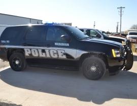 Meridian, TX Police Department
