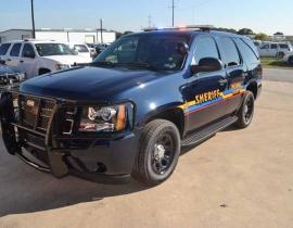 Mitchell County, Tx Sheriff