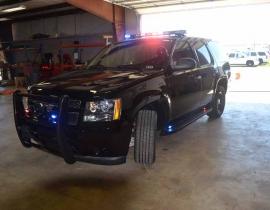 Northeast, TX Police Department