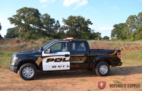 Ovilla, TX Police Department - Ford Defender F-150