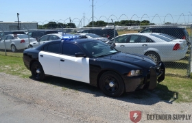 Pacific Harbor, CA Police Department - Dodge Defender Charger