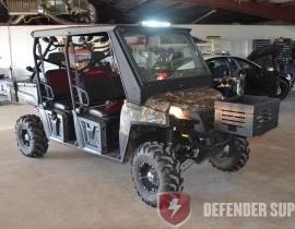 Polaris Ranger Crew - Defender Outdoors, TX