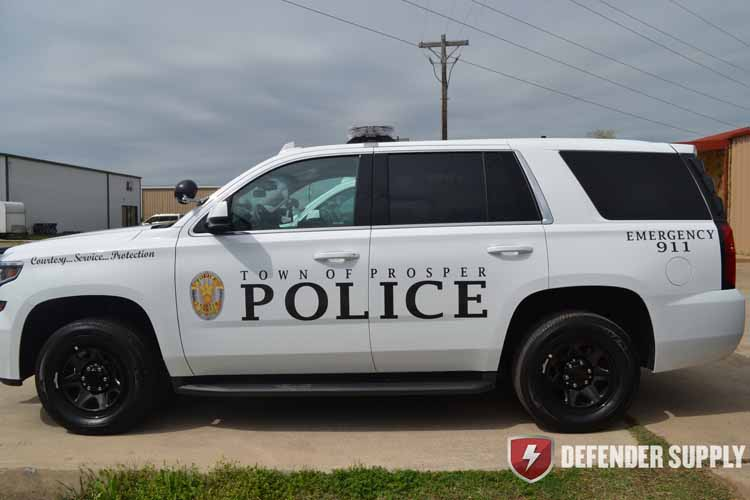 Chevy Defender Tahoe PPV and SSV gallery   Defender Supply