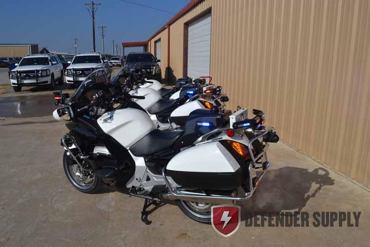 Honda St1300 2018 >> Honda ST1300 Defender Police Motorcycles | Defender Supply