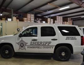Somervell County, TX Sheriff  Department