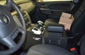 Steering and console