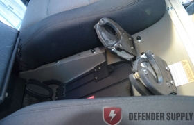 Setina Dual T-Rail Weapon System with Handcuff Key