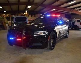 Texas 32 Judicial District  Dodge Defender Charger