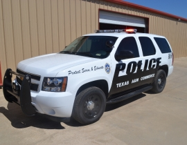 Texas A&M Police Department