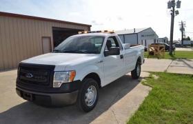 Ford Dealership Midland Tx >> Ford Defender F-150 SSV Special Service Vehicle